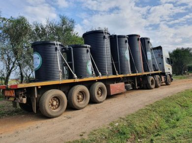 Potable Water Upgrade for Homabay Residents