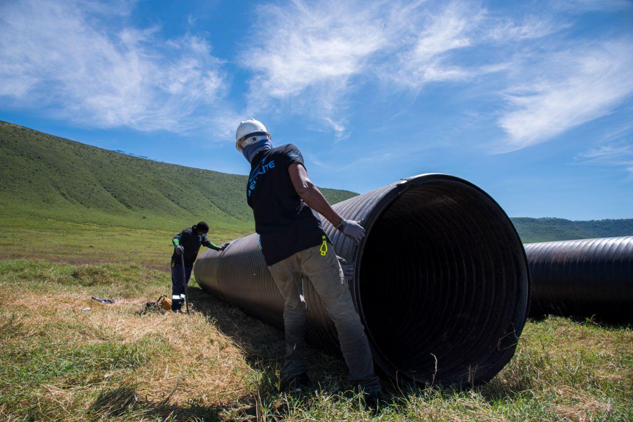 Megapipes Solutions brings sustainable sanitation to Kenya