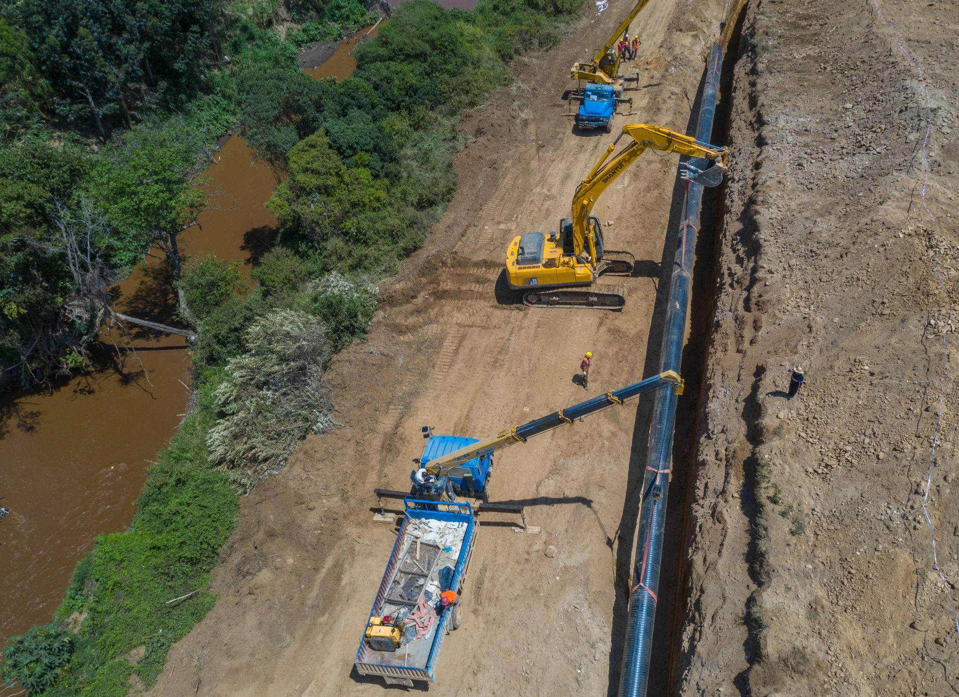 Sanitation System for Narok County